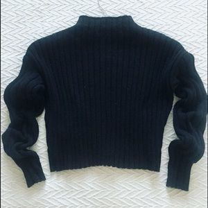 Guess Chunky  sweater Cropped